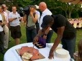 Bolt sogna di superare Carl Lewis