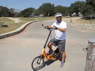 Review of the ElliptiGO
