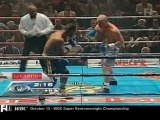 Jean Pascal vs James Crawford 2005-10-29