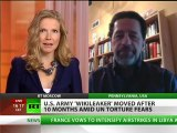 US army 'wikileaker' swaps prisons amid torture fears