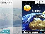 H'Py Tv Meteo Hautes-Pyrenees (23 aout 2012)