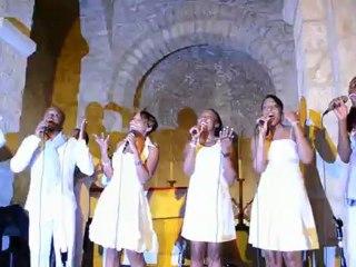 "Festival Gospel ""Happy Days Gospel"" à Payrignac avec West Indies Gospel le 23 Juillet 2012"