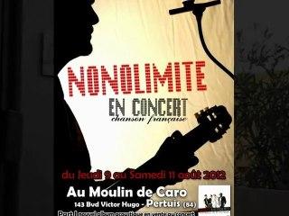 Nonolimite @ Moulin de Caro