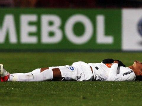 Quand Neymar loupe totalement un penalty !