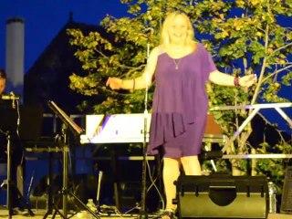 """Kathy Boyé & Purple Soul au Festival Gospel 2012 """"Happy Days Gospel"""" à Uzech les Oules - 2012"""