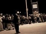 Démo Aix en tango 13 juillet 2012 Escale Borely Marseille partie 1
