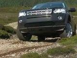 The Land Rover Freelander 2 for 2013