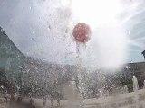 Ballons d'essai au Parc André Citroën by GoPro