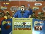 (VÍDEO) No permitiremos planes desestabilizadores- Chávez Cumana, Venezuela 23 de agosto, 2012