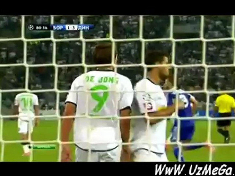 Лига Чемпионов 2012-13 / Раунд плей-офф / Первые матчи / Обзор