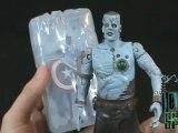 Spooky Spot  - Van Helsing Monster Slayer Frankenstein's Monster with Ice Block playset