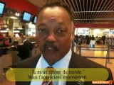 Jesse Jackson soutient Bertin Mampaka ! Témoignage inédit !
