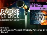 All Star Tribute Band - Satisfaction (Karaoke Version) - Originally Performed By the Rolling Stones