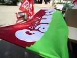 Martine Billard au Remue Méninges du Parti de Gauche et aux Estivales citoyennes du Front de Gauche