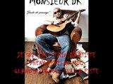 """"""" PUTAIN D'ARTISTE """" - Chanson guitare acoustique de MONSIEUR DK"""