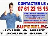 DEPANNAGE ELECTRIQUE - TEL : 0761221515 - ELECTRICITE PARIS 20e 75020 - INTERVENTION IMMEDIATE ARTISAN ELECTRICIEN