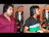 Indian Idol 6 Song 'Pal' Recording  Devendra Singh, Vipul Mehta, Amit Kumar, Poorvi Koutish
