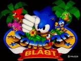 Sonic 3D Blast (Megadrive) Music - Diamond Dust Zone Act 1