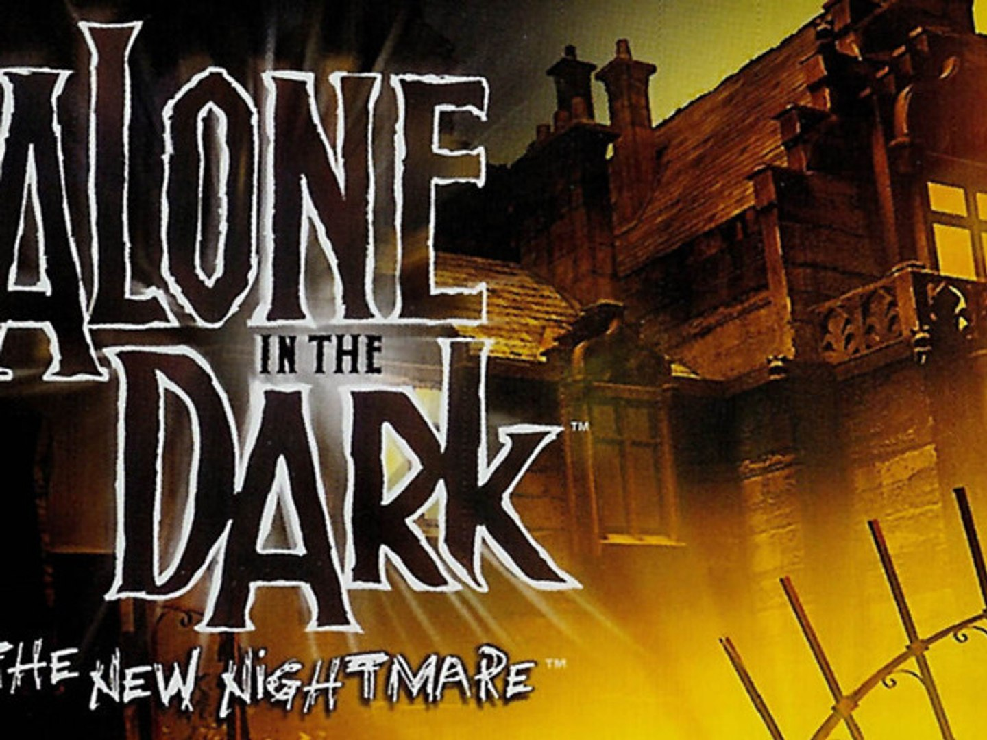 CGRundertow ALONE IN THE DARK: THE NEW NIGHTMARE for PlayStation Video Game Review