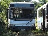 projet hommage aux vieux bus