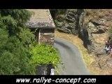 Equipage DELAGE Cédric / BONDOUX Laurent Rallye Montagne Noire 2012 BMW Compact