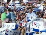 Romney heads into Convention to become formal nominee