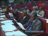Séance plénière au Sénat