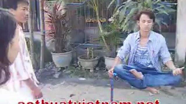 Người ngồi trên không khí - ảo thuật - shop bán và dạy ảo thuật