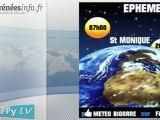 H'Py Tv La météo des Hautes-Pyrénées (27 aout 2012)