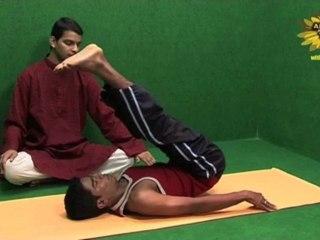 Yoga for Detoxification: Inverted Posture