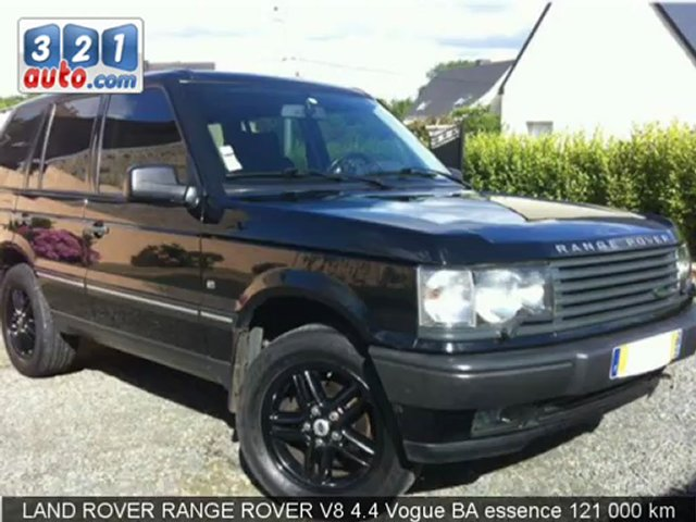 Occasion LAND ROVER RANGE ROVER PAIMPOL