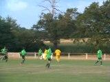 aout 2012 : U19 ESG match amical contre aigurande (seniors)
