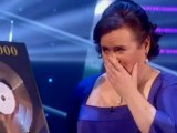SUSAN BOYLE - A great time for Susan. Receives an award for her first album I Dreamed a Dream