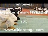 Stage d'Aïkido traditionnel à Bourg en Bresse avec Alain PEYRACHE (13 et 14 octobre 2012)