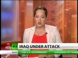 Over 100 killed in Iraq blast wave as Al-Qaeda 'returns with revenge'