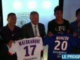 Olympique Lyonnais : Malbranque revient, Monzon arrive