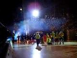 Premier match au Phare, entrée des joueurs, ambiance...