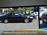 1998 Honda Accord Cpe 2dr Cpe V6 EX Auto - Downtown Toyota of Oakland, Oakland