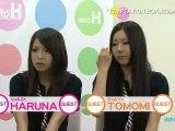 Haruna Ono & Tomomi Ogawa ~Sapporo NHK~ (27.August 2010)