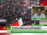 Arrested after Assange interview: Bahrain detains top human rights activist