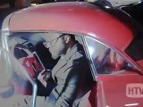 1959 Corvette: will.i.am Spotted In Hollywood Cruising In His Custom Car.