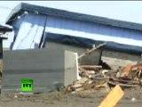 Deserted Land: RT drives through devastation after tsunami in Sendai
