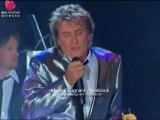 heartache, this old heart of mine, forever young, some guys have all the luck, rhythm of my heart - Rod Stewart live 2008 ROCK IN RIO part.1
