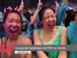 """Top 5 : le succès hystérique de """"Gangnam Style"""" en Corée"""