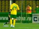 Видеообзор матча Кубань-Волга
