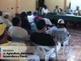 VICEMINISTRO DE ACUACULTURA Y PESCA  ATIENDE A PESCADORES DE ESMERALDEÑOS
