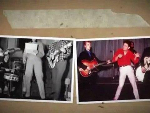 The Drifters - Guitar Boogie (BBC Saturday Club 1958)