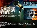 All Star Tribute Band - Spoonman (Karaoke Version) - Originally Performed By Soundgarden