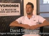 Bonus - La magie des jeux paralympiques : David Smétanine