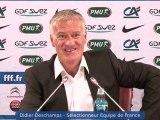 Conférence de presse Didier Deschamps 29/08/2012